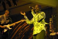 ANGELIQUE KIDJO, World Cup Party