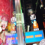 SAMBA, Times Square New Years Eve